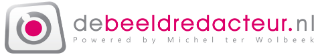 De Beeldredacteur Logo